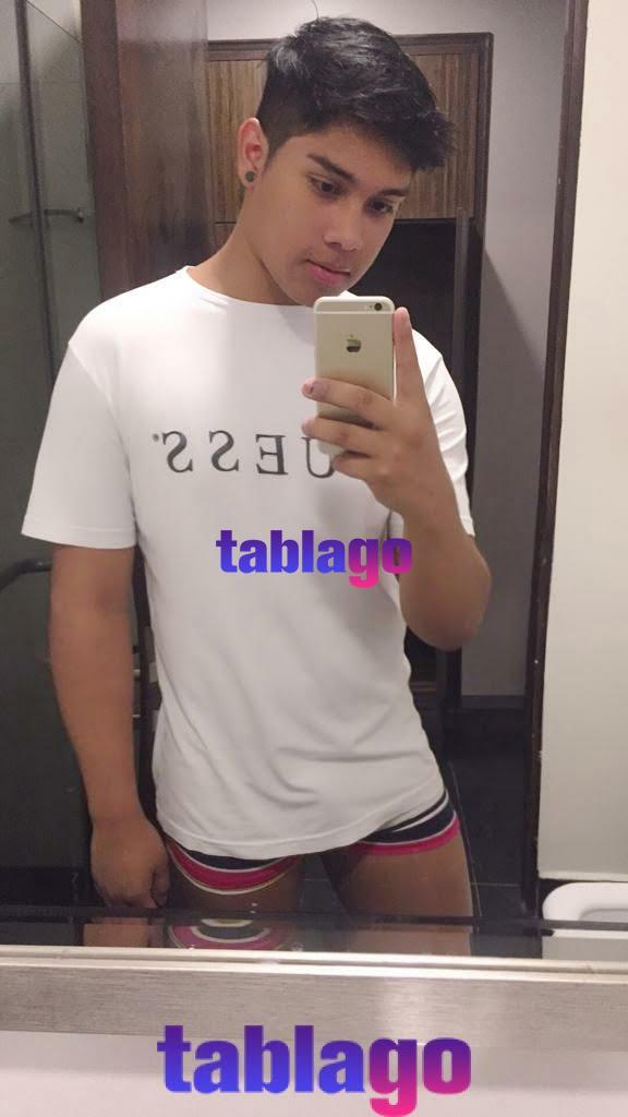 Thiago , joven Scort Extranjero