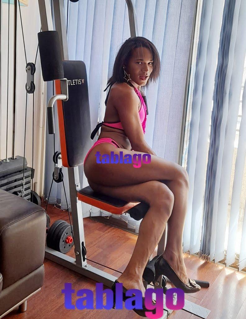 Lupita travesti Brasileña fotos reales
